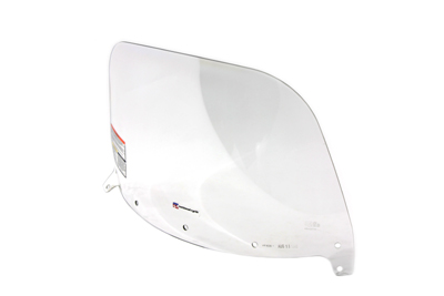 "Chopped 12"" Replacement Windshield Screen Clear Harley FLHT"