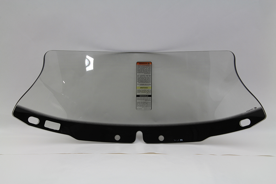 V-Stream FLHT & FLHX 2014-UP Light Tint Medium Windshield