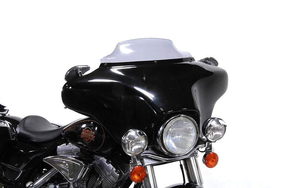 Wind Splitter Dark Smoke Windshield, FLHT 1996-2013 & FLHX 1996-2013