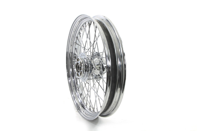 "19"" x 2.15"" FXDF 2006-UP Replica Front 40 Spoke Wheel"